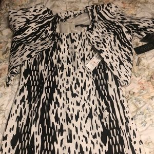 "Black and White Cruella ""Jacket Dress"" Set"
